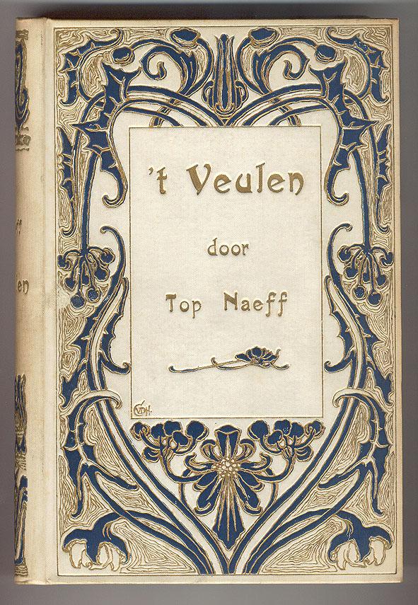 't Veulen – Top Naeff, bandontwerp: Cornelia van der Hart (1908)