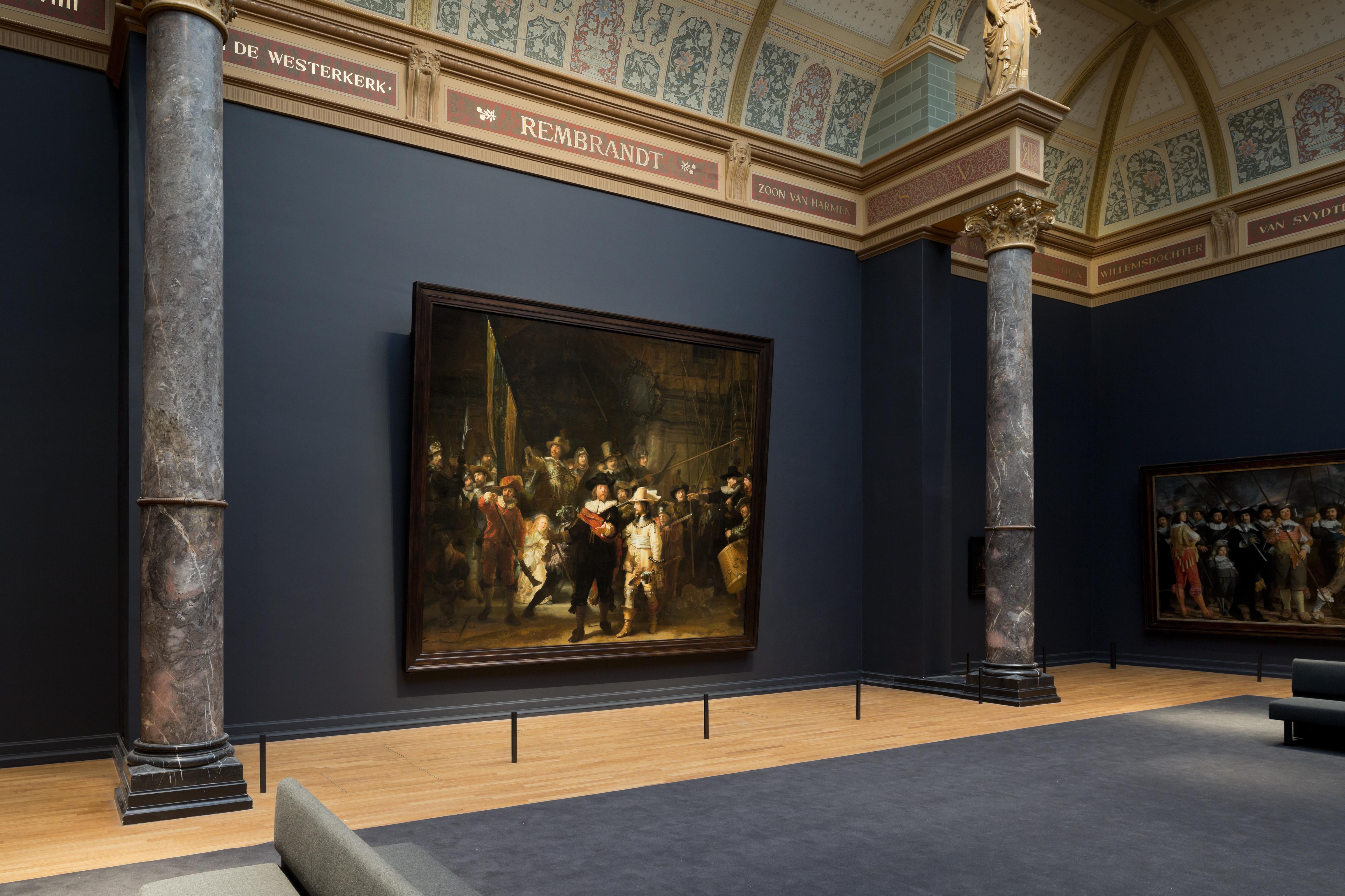 Nachtwacht Zaal Rijksmuseum