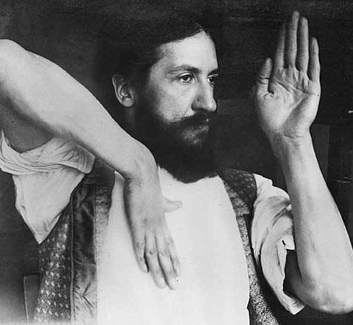 Piet Mondriaan, 1909 (Alfred Waldenburg, RKD)