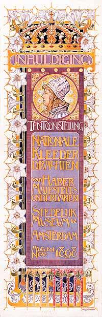 affiche-tiete-van-der-laars-tentoonstelling-klederdrachten-1898