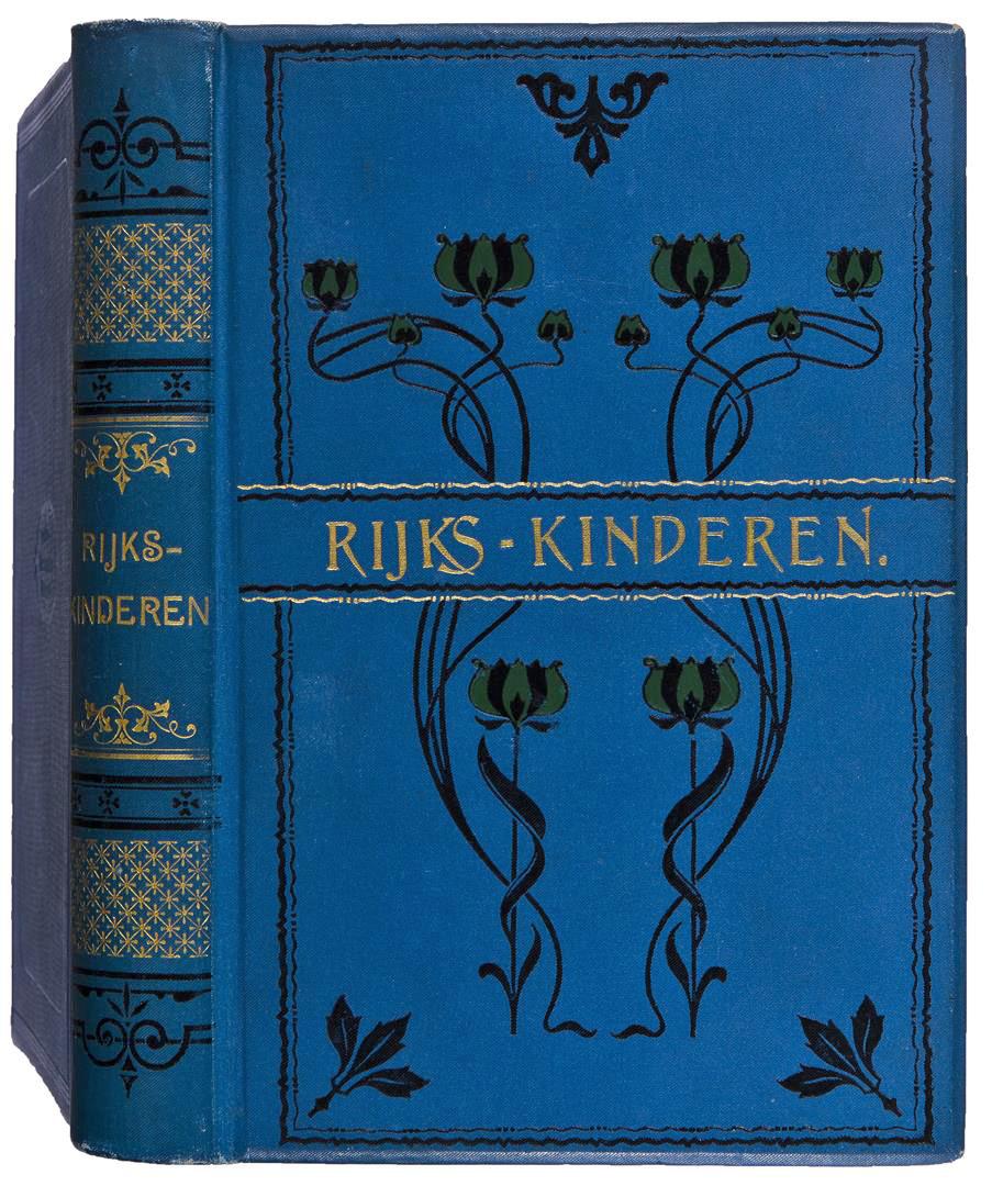 Rijks-kinderen, of uw koninkrijk kome (ca. 1898), bandontwerper onbekend