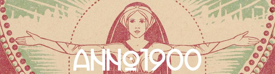 Openingsfoto Anno1900 - weblog over kunst en cultuur rond 1900