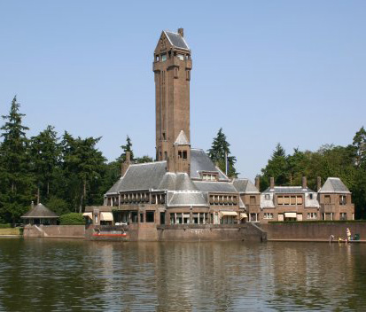 JJachthuis St. Hubertus, foto: Nationaal Park De Hoge Veluwe