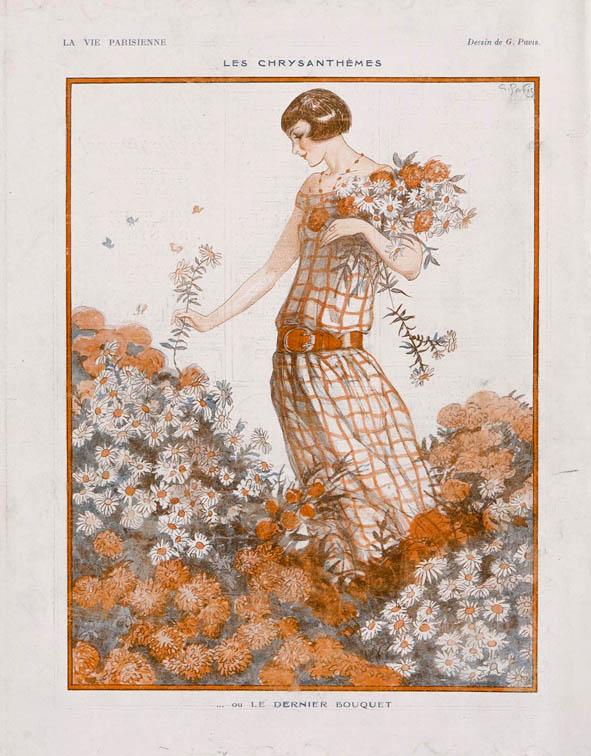 La_Vie_Parisienne_illustration_Georges_Pavis_art deco_1923