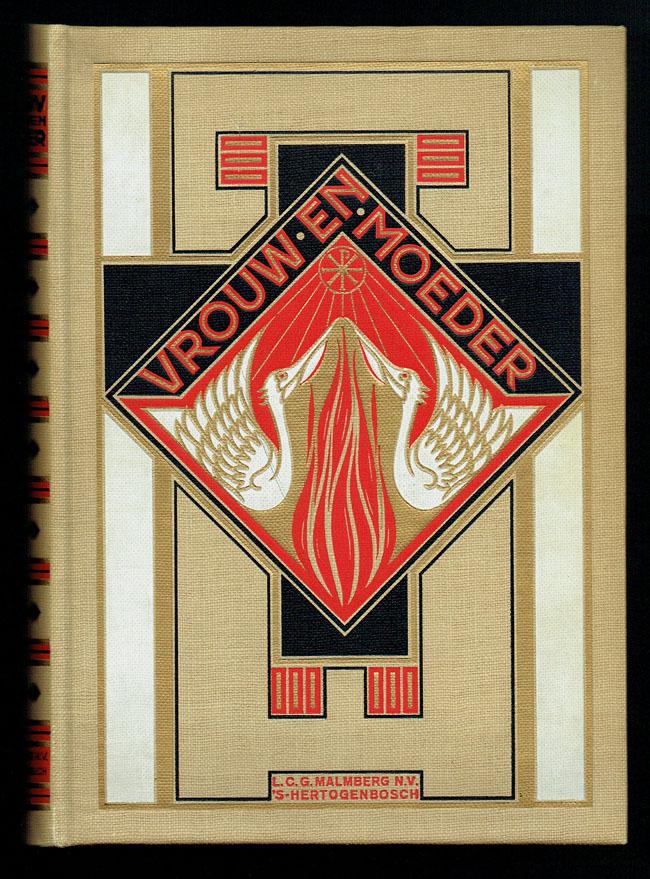 boekband_vrouw_en_moeder_frans_bosen