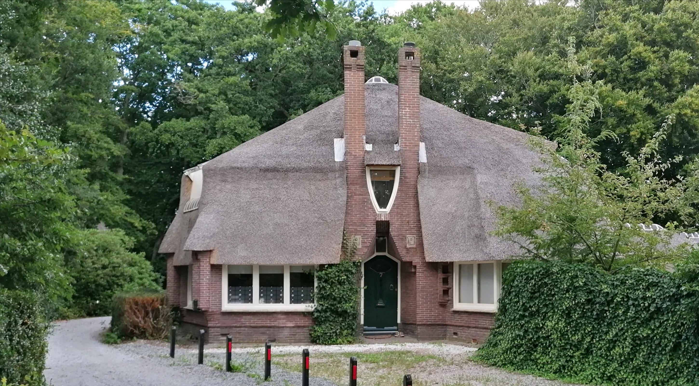 Villa Meerlhuis van Margaret Kropholler in Park Meerwijk te Bergen